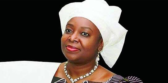 Image result for Olajumoke Akinjide ex minister pictures