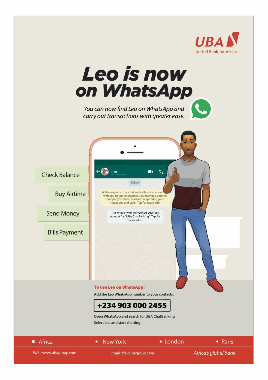 Global news magazine nigeria online dating