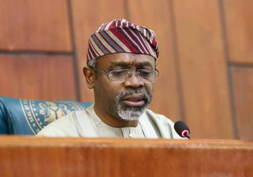 Image result for Speaker of the House of Reps, Femi Gbajabiamila